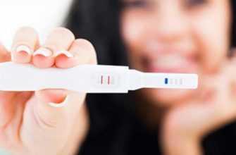 2 полоски - беременна