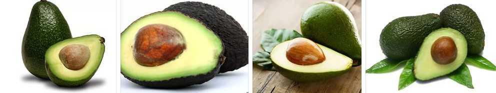 Фотографии авокадо