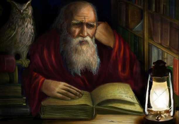 Мудрецы толкуют о месячных