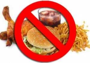 запреты по питанию при стеанозе печени