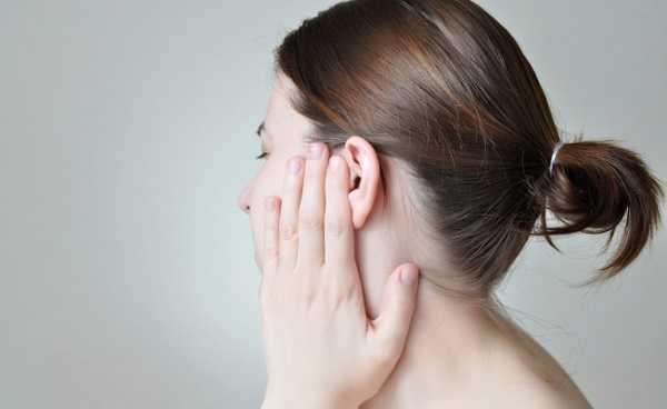 Воспаление серной пробки в ухе