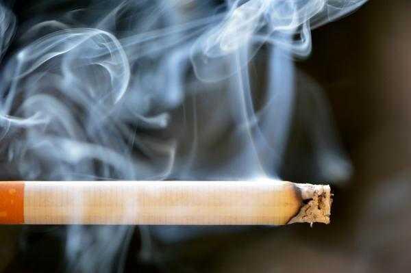 Постоянно заложен нос возможно от курения