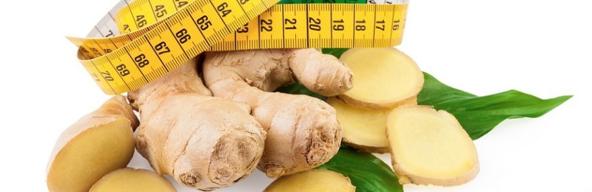 Ginger Diet Concept
