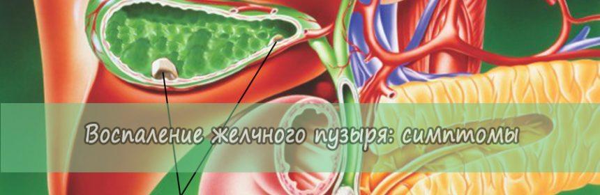 Как распознать воспаление желчного пузыря: симптомы и лечение - metodyi-lecheniya